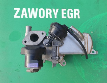 egr з радіатором volvo v40 xc60 v70 xc90 gwar.1rok, фото