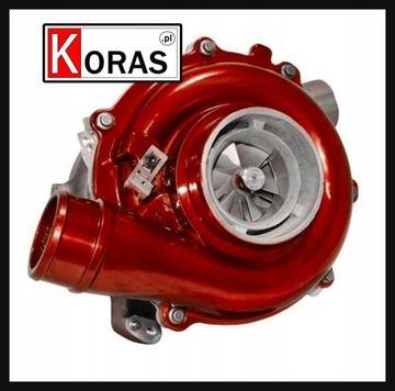 турбина ford fusion 1.4 tdci moc: 68 km dv4td - фото
