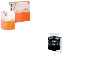 фильтр масла vw transporter / caravelle iv 1.9 td ( - фото