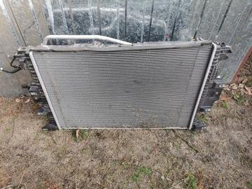 радиатор воды вентиляторы ford fusion usa 2.5 13- - фото