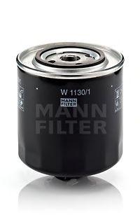 фильтр масла mann-filter в 1130/1 audi 100 - фото