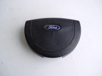 подушка водителя ford fusion fiesta mk6 - фото