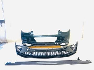 bentley gt gtc карбон диффузор бампер порог кузовной решетка - фото