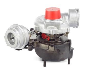 ТУРБИНА VW PASSAT B5 1.9 TDI 130 KM 96 KW AVF AWX
