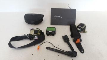 подушки ремни безопасности натяжитель сенсор блок управления ford fusion - фото