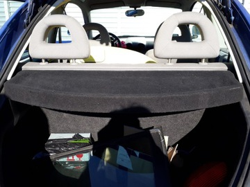 полка багажника vw new beetle - фото