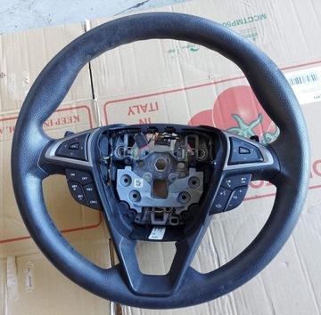 руль лопатки переключатели ford fusion usa седан - фото