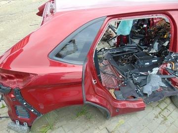 ford edge крыло четверть правый зад 2017 - фото