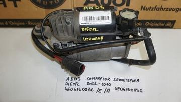 компресор подвески audi a8 d3 4e0616007c - фото