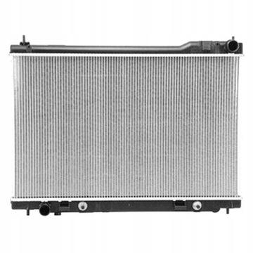 infiniti fx fx45 2003-2008 радиатор воды 4.5 v8 b - фото