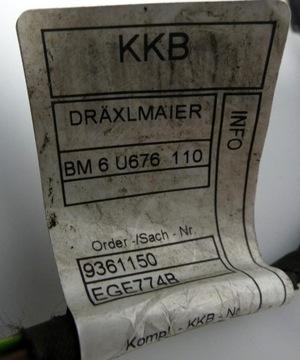 фото мини №2, Bmw x5 f15 9361150 зад проводка парктроников