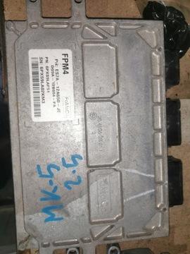 компьютер мотора ford fusion 2.5 b es7a-12a650-je - фото