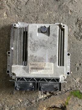 mondeo mk5 fusion компьютер мотора es7a-12a650nd - фото