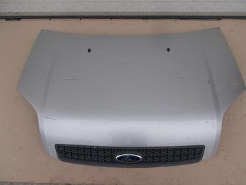 капот крышка мотора ford fusion без корозия рестайлинг - фото