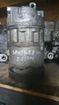 hyundai santa fe iii компрессор кондиционера 2.2 - фото