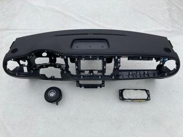 vw new beetle торпеда консоль панель подушка подушки - фото