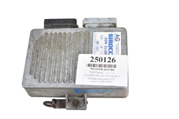 блок управления газа lpg 67r-013787 ford fusion 1.4 16v - фото