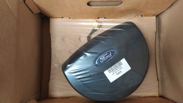 подушка воздушная водителя ford fiesta/fusion - фото
