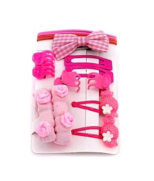 Купить Набор украшений для волос SSTYLE розовый SS на Otpravka - цены и фото - доставка из Польши и стран Европы в Украину.