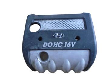 защита верхний мотора hyundai sonata iv 2.4b - фото