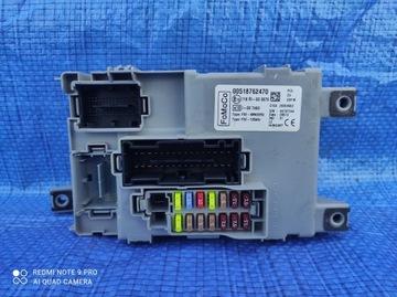 коробка блок управления блок комфорта 00518762470 ford ka mk2 - фото