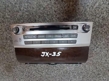 infiniti jx35 qx60 блок магнитофона usa - фото
