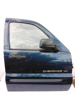 8577 jeep cherokee liberty двери правый перед - фото