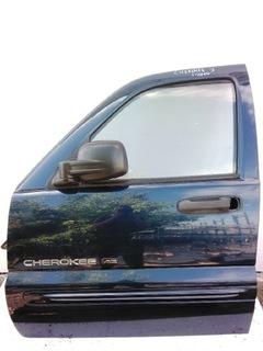 8578 jeep cherokee liberty двери левый перед - фото