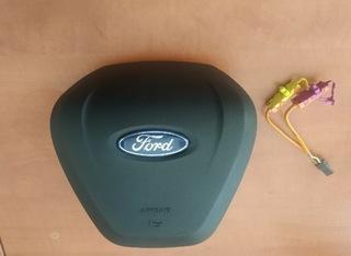 подушка водителя подушка ford fusion usa - фото