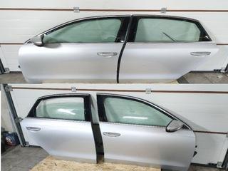 vw passat b7 usa 2012- двери зад левое  комплект идеальное - фото