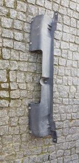 ford edge ii mk2 защита бампера зеднего зад - фото