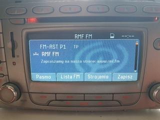 магнитола навигация ford mondeo s-max blaupunkt fx - фото