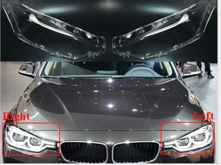 стекло фары bmw f30/f31 правое+ левое - фото