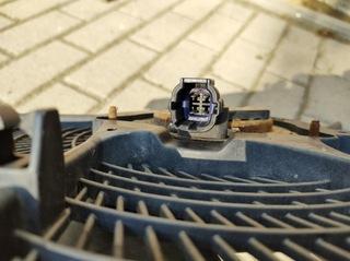 вентилятор радиатора infiniti fx 45 03-08r - фото