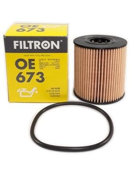 фильтр маслозаливной filtron oe 673   ford