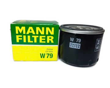 фильтр масла w79 renault dacia nissan dci op643/4