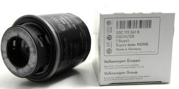 фильтр масла 1.2 1.4 tsi seat vw skoda оригинал