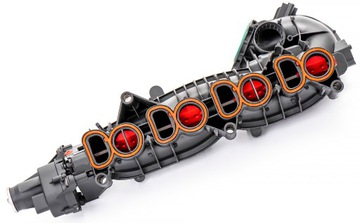 коллектор всасывающий bmw e60 e90 2.0d n47 усиленный