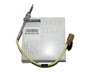 датчик температуры выхлопных газов opel renault 2.0 2.3dci