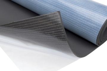 mata шумоизоляционная пена каучуковая z клеем 10mm