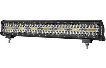 панель led фара светодиодная противотуманная 420w 12-24v cree