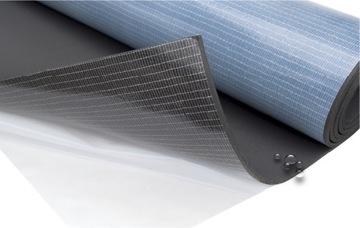 mata шумоизоляционная пена каучуковая z клеем 6mm