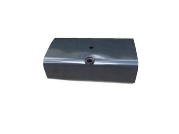 бак топлива man tgl 180l алюминий состояние новое алюминий - фото