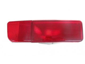 mitsubishi outlander 02- фара задняя  в бампер l