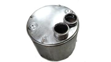 катализатор scr daf xf 105 cf европа 5 - фото