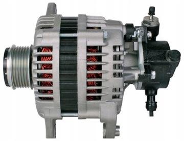 генератор opel astra h combo isuzu 1,7 cdti 100a