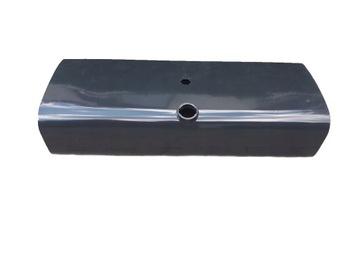 бак топлива man tgl 280l алюминий состояние новое алюминий - фото