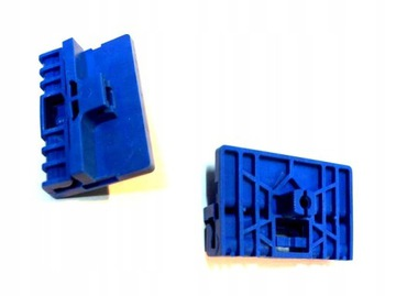 елемент крепления комплект ремонта стекла audi a3 8l - фото