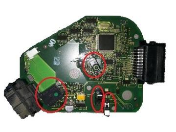 комплект ремонта блок 4f0905852b audi a6 c6 q7 - фото