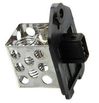 peugeot 206 307 406 резистор вентилятора резистор - фото